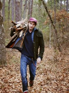 Jake Madden, let's go camping