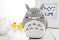 New Fashion Cute Totoro Power Bank Real Capacity 10000mAh