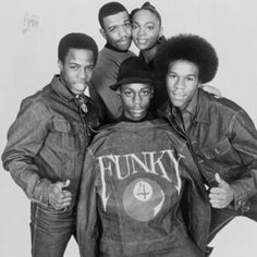 The 50 Greatest Hip-Hop Songs of All Time: Funky 4 1, 'That's the Joint' | Rolling Stone