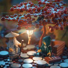 The green is a powerful element Lloyd. Always remember Lego Minecraft, Lego Moc, Lego Ninjago Nya, Lego Ninjago Minifigures, Lego Batman, Starwars Lego, Lego Technic, Legos, Lego Studios