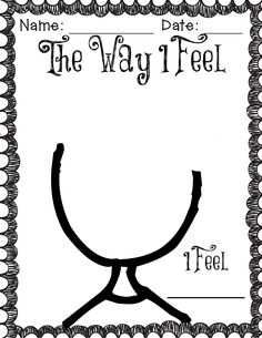 The Way I Feel: Helping your little one with their emotions ~ Simply Sprout