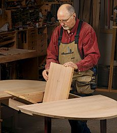 Preview - Finest Way to Expand a Table - Fine Woodworking Article
