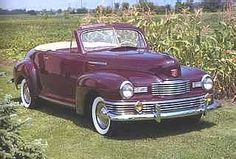 1948 Nash Ambassador Custom Convertible