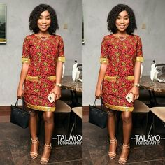I believe that these one's are important for the kind of weekend you would be having. I also suggest that you take a look at these Ankara styles