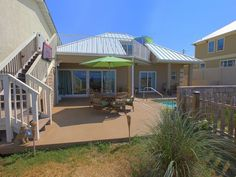 Luxury Beach Front Home, Private Pool, Pet... - VRBO