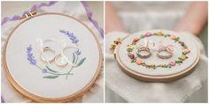 Die 25 schönsten Ringkissen und Ringschalen für 2015 | Hochzeitsblog - The Little Wedding Corner