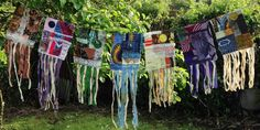 The Prayer Flag Project: Flags by the Global Piecers