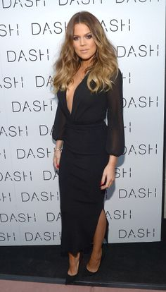 Khloe certainly looks better now that she has lost weight