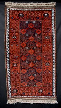 Antique BALUCH Tribal Rugs at Brian MacDonald Antique Rugs & Carpets - Stock