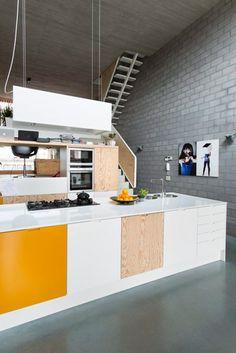 1000 images about huis keuken on pinterest interieur for Interieur architecten
