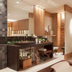 Decoração de banheiros – Acabamentos
