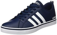 differently d267e 76406 adidas Mens Vs Pace Basketball Shoes, (Collegiate NavyFootwear WhiteBlue)