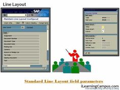 Chapter 22 - SAP ERP FI (Finance) Sort Keys, Line Layout and Total Variants