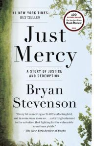 "Adult Book Group Reads ""Just Mercy"" for May 3 or 5, 2017"