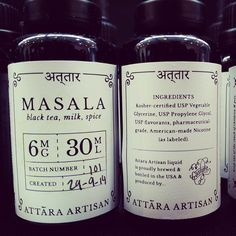 A delicate blend of Indian black tea, milk and exotic spices. Traditional chai masala.
