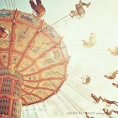 Always will be my favorite carnival ride-- love this photo!
