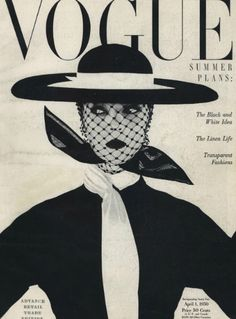 Vogue Magazine 1950 | Vintage Fashion London