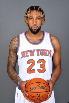 NY Knicks 2015 | Sep 28, 2015; Greenburgh, NY, USA; New York Knicks forward Derrick .Wiilams , could this be his breakout year. I hope so...