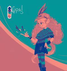 Doodle Dump — Circus girl, i love youuuu