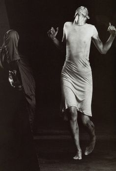 """Theater of Fashion"" - Steven Meisel, Vogue Italia Oct. 98"