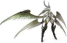 Garuda - Characters & Art - Final Fantasy XIV: A Realm Reborn