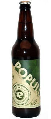 Eagle Rock Populist: Decent IPA Styled Beer from USA -