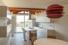 Interior design di una villa privata sulle colline lucchesi