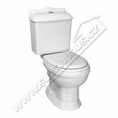 Retro WC se sedátkem, 3970