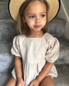Toddler Fashion, Baby Girl Fashion, Toddler Outfits, Kids Fashion, Girl Outfits, Cute Outfits, Cute Little Baby, Baby Kind, Cute Kids