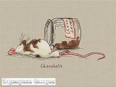 New Embroidery Cat Mice 57 Ideas Cross Stitch For Kids, Cross Stitch Books, Just Cross Stitch, Cross Stitch Bookmarks, Cross Stitch Cards, Cross Stitch Animals, Cross Stitching, Cross Stitch Embroidery, Embroidery Patterns