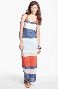 Cute 4th of July maxi!