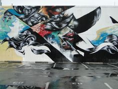 POW! WOW! Long Beach is fast approaching. To bring you a special insight into the event we spoke to Oakland-based graffiti artist and painter Hueman.