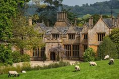 Longbourn English Country Manor, English Manor Houses, English House, English Countryside, English Cottages, English Architecture, Somerset England, Castles In England, Castle House
