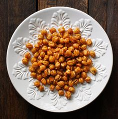 The Best Oven-Roasted Chickpeas