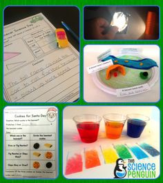 Science Day: 30 Science Experiments for Kindergarten and First Grade.  This is a paid resource for planting seeds, light, sound, gravity, matter, food chains, colors, soil, magnets, heat, shadows, force and motion, clouds, rocks, and many more topics!