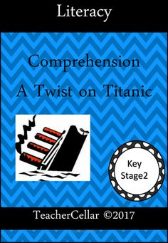 This is an original short story written by me personifying Titanic as a woman before its sinking. There are four pages for the children to read and then I . Primary History, Teaching History, Teaching Resources, Comprehension Activities, Vocabulary Activities, Writing Activities, Titanic, Creative Writing, Short Stories