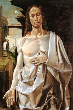 1490, Bramantino, The Resurrected Christ