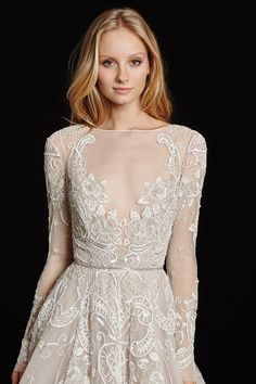 Bridal Gowns and Wedding Dresses by JLM Couture - Style 6600