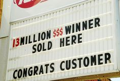 $13.3 Million Lottery Ticket Sold at Custer Grocery Store
