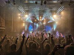 thank you #graz ! #axelritt #the_real_ironfinger #heavymetalbreakdown #healedbymetal #gravedigger #metal #europeantour #2017