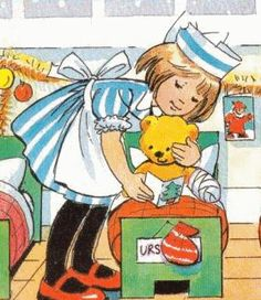 Ahhhhh Nurse Nancy from the Twinkle Comic. I remember getting a free nurse outfit with the comic. I loved it. Then I grew up and became a nurse. 1980s Childhood, My Childhood Memories, Vintage Nurse, Vintage Toys, 80s Kids, My Memory, Old Toys, Twinkle Twinkle, My Children