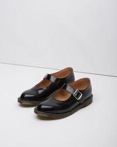 Comme des Garçons Comme des Garçons / Dr Martens Mary Jane Shoe #ss14
