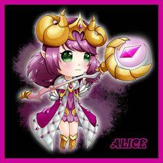 Alice Tiểu Thần Thiện Lương