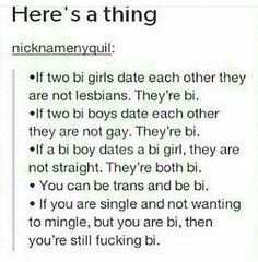 How to know if you are a bisexual