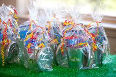 Love these Sesame Street Party Favors!