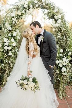 Photographer: Brett Hickman Photographers; wedding ceremony; This article was produced in collaboration with Be Inspired PR.