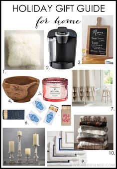 holiday gift guide 2016 blog hop best ideas for christmas gifts