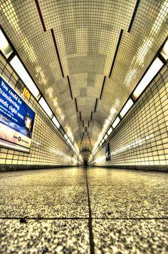 Red Line to Blue Line - Chicago CTA