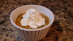 The Best Protein Powder Recipes and More!! : Protein Pudding!!