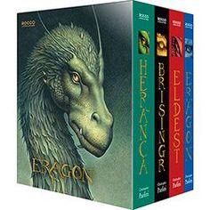 foto: Livro - Box Eragon